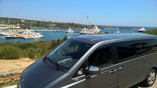 Sardinia Car Service limousine and Driver Service Taxi Orosei Sardegna