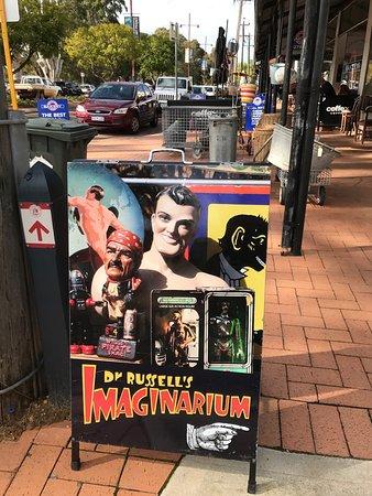 Guildford, Australia: Dr Russell's Imaginarium