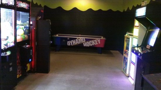 Marshfield, WI: Game room