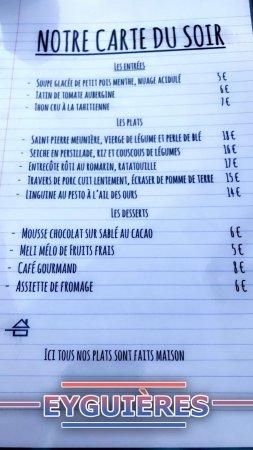 Photo2 Jpg Photo De La Table Des Frangins Restaurant Eyguieres