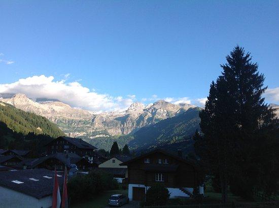Alpenhotel Residence: Bergpanorama vom Zimmer aus