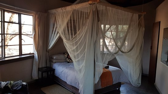 Hlane Royal National Park, Suazilandia: Slaapkamer