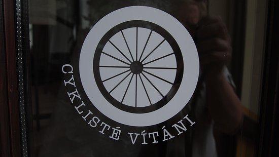 Decin, Tschechien: Bikers welcome :)