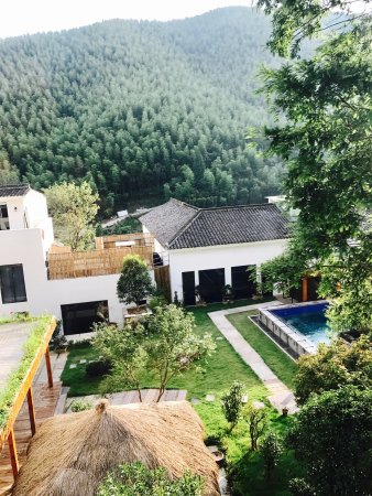 Deqing County, China: Great experience in Yinhua Wu resort