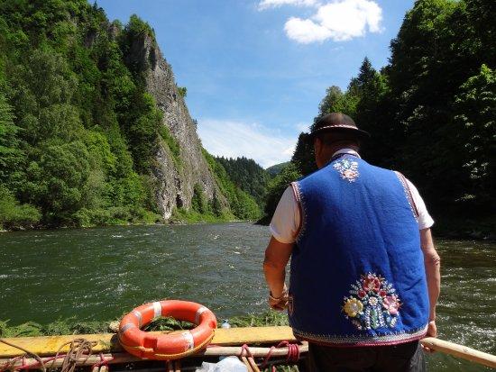 Gong: сплав по реке Дунаец
