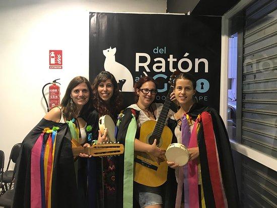Del Raton al Gato