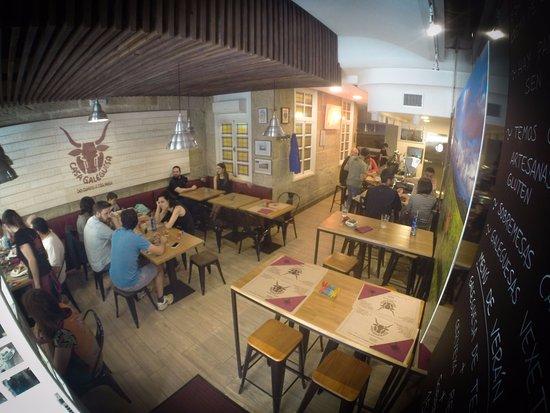 Restaurante casa galeguesa en vigo con cocina - Casa galeguesa vigo ...