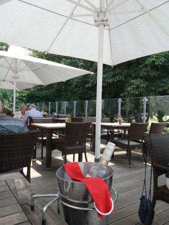 Monheim am Rhein, Germany: Die Terrasse