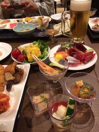 Osaki, Ιαπωνία: ビールはジョッキ一杯580円ぐらい