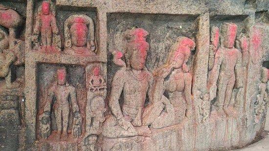 Bhagalpur, India: At Ajgaibinath temple