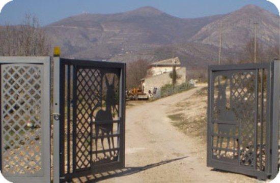 Capestrano, إيطاليا: benvenidos a Ciucolandia