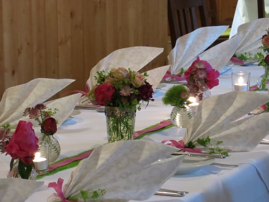 Tischdeko Hochzeit Picture Of Landlust Vaterstetten Tripadvisor