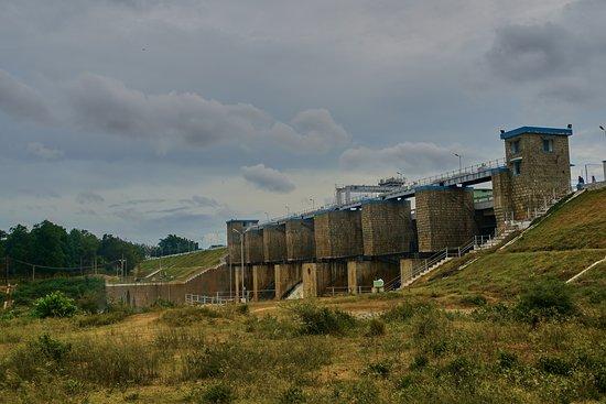 Kelevarapalli Dam: photo