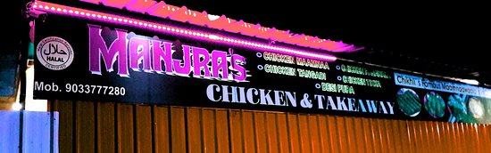 Manjra's Chicken & Takeaway