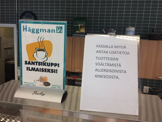 Oulainen, Finlandia: Häggman
