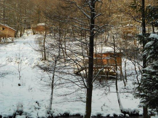 Valokuvia – Grandfontaine: Cabanes du Goutty