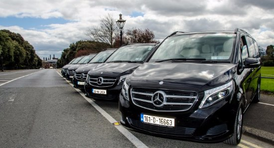 Dublin, Ireland: Prestige Chauffeur Ltd Modern Fleet Of MPV's
