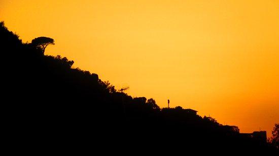 Sant'Agnello, Italia: sunset