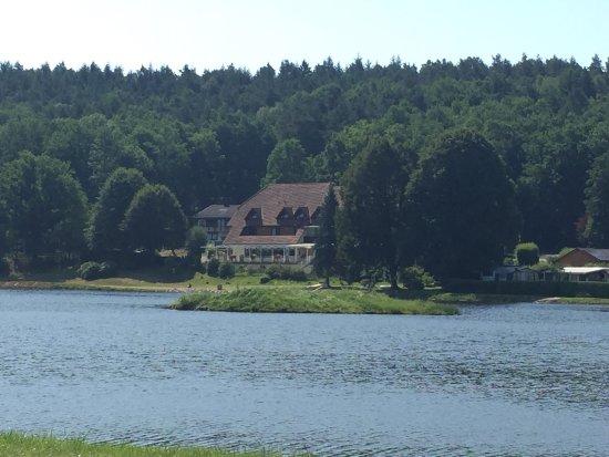 Erfweiler, Almanya: Hotel Restaurant Saarbacher Hammer
