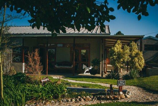 Swellendam, Sudáfrica: 2 bedroom house - nr 7. patio