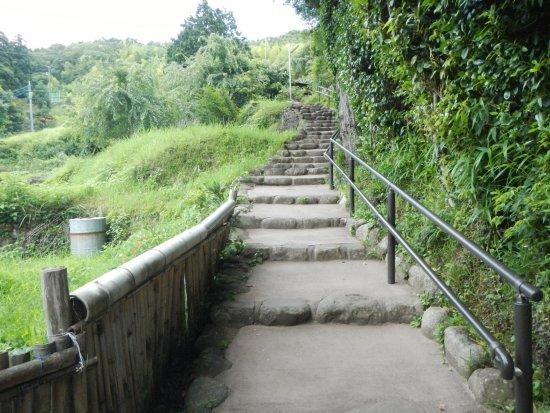 Grave of Minamoto No Noriyori