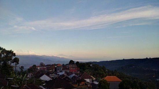 Munduk village breathtaking view at Bendesa Mas Inn, Munduk, Bali