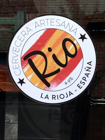 Eccles, UK: Rio - Spanish Beer