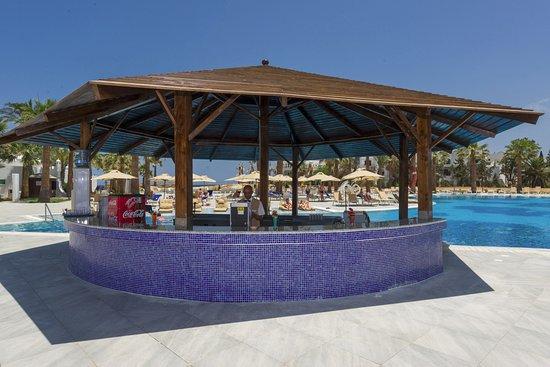 bar piscine photo de marhaba palace hotel port el kantaoui tripadvisor. Black Bedroom Furniture Sets. Home Design Ideas