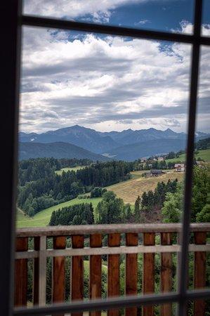 Terento, Italia: la vista dal nostro appartamento