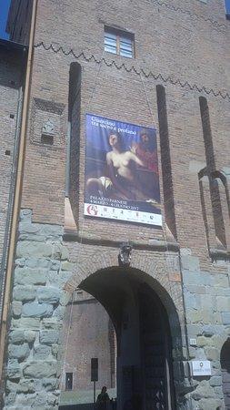 Piacenza, Itália: Musei Civici Di Palazzo Farnese - Perugia.