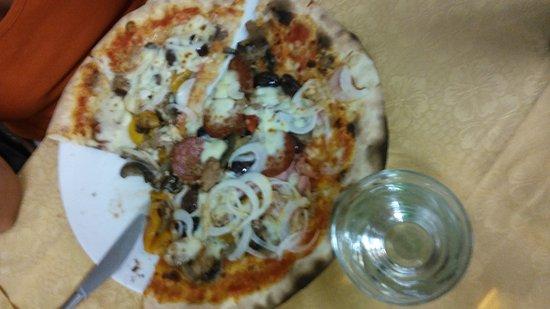 Trattoria Pizzeria Da Piero: 20170717_211932_large.jpg