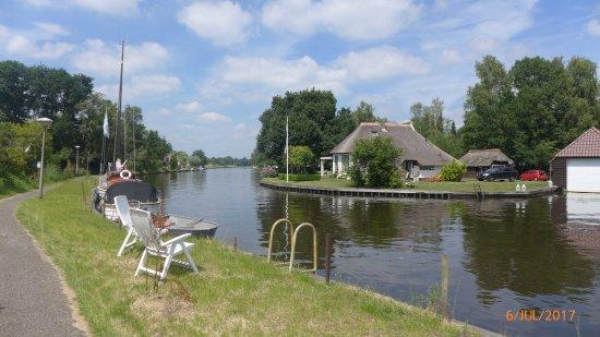 Overijssel Province, The Netherlands: Towards Steenwijk