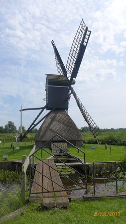 Провинция Оверэйсел, Нидерланды: Spinnekopmolen