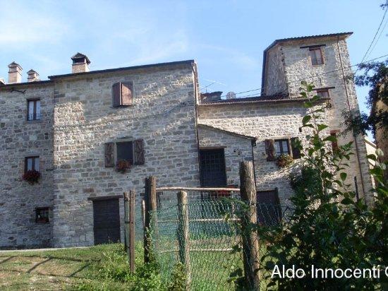 Badia Tedalda, อิตาลี: L'Agriturismo il Casalone lato sud
