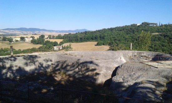 Bagni romani - Picture of Terme Bagno Vignoni, Bagno Vignoni ...