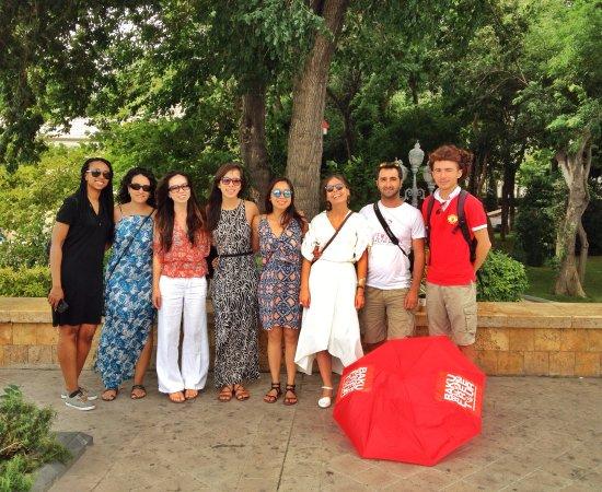 Azerbaijan Traveller