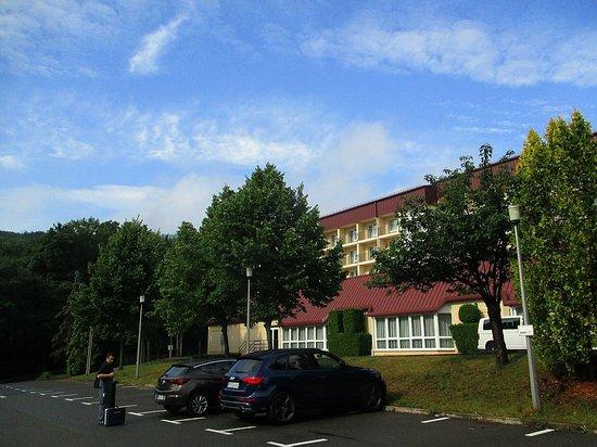Jena, Germany: Aussenansicht