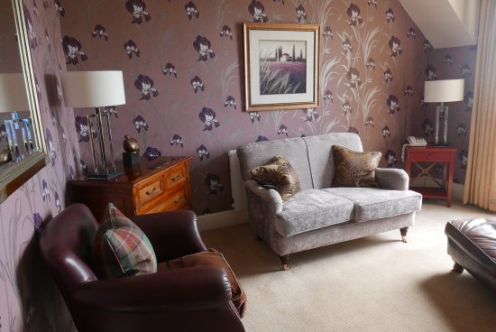 Aldeburgh, UK: My Suite with sitting room. Pic Michael Webb