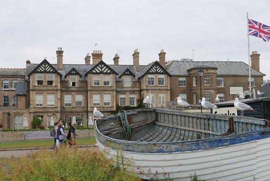 Aldeburgh, UK: Wentworth Hotel. Pic Michael Webb