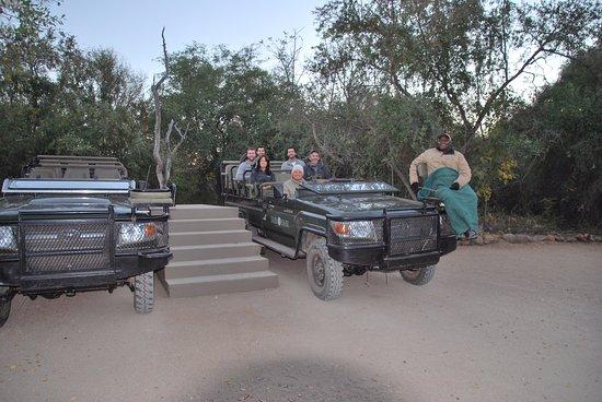 Sabi Sabi Little Bush Camp Photo