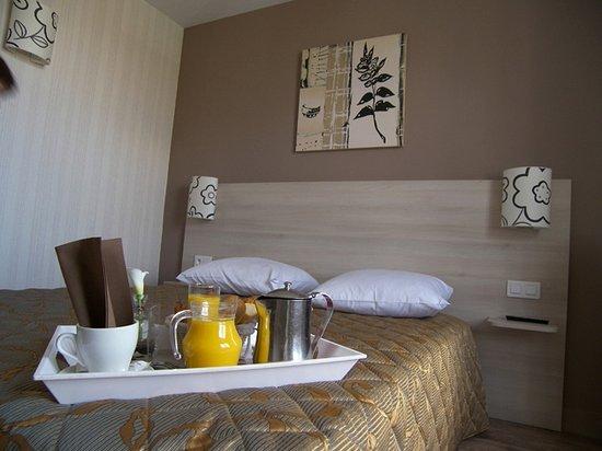 Монлуи-сюр-Луар, Франция: chambre double