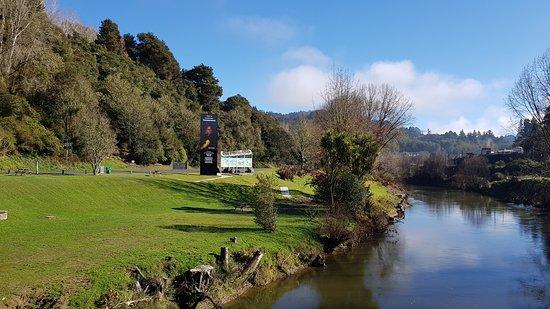 Taumarunui, نيوزيلندا: Kelly's Motel