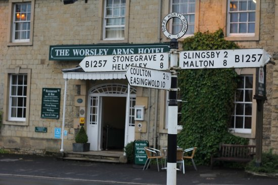 Worsley Arms, Hovingham