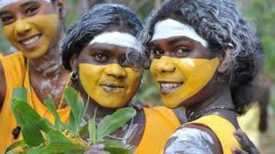 Kew, Australië: Indigenous culture