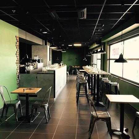 Luneville, Prancis: Sandwicherie