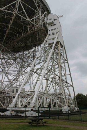 Macclesfield, UK: Jodrell Bank Discovery Centre