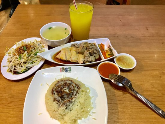 Halal Food Court In Mbs Review Of A Taste Of Nanyang Singapore Singapore Tripadvisor