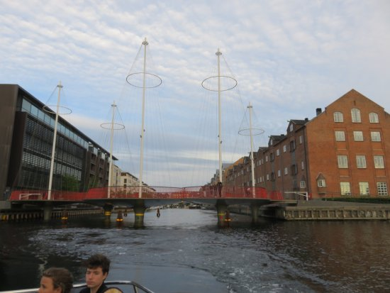 Stromma Canal Tours Copenhagen : On the boat tour