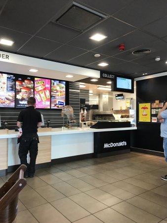 Victoria Square Belfast Fast Food
