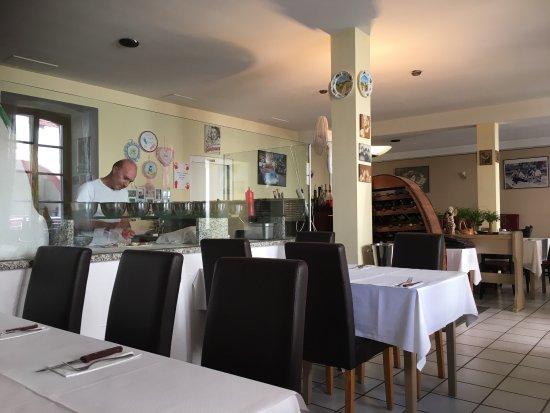 Landau in der Pfalz, Germany: Pizzeria Da Rocco